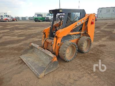 2007 CASE 440 Skid Steer Loader