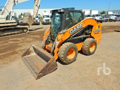 2015 CASE SV250 2 Spd Skid Steer Loader