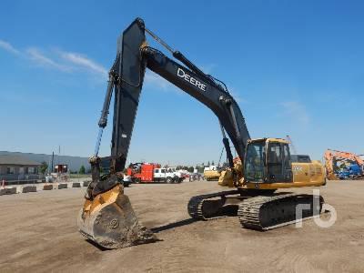 2002 JOHN DEERE 330C LC Hydraulic Excavator