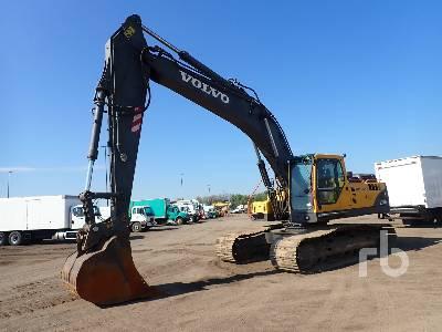 2005 VOLVO EC330BLC Hydraulic Excavator