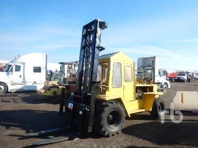 LION LIFTALL Rough Terrain Forklift