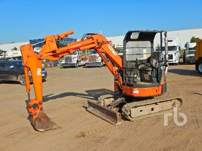 2005 HITACHI ZX40UR-2D Mini Excavator (1 - 4.9 Tons)