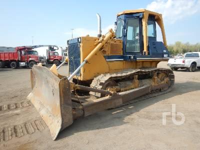 1990 KOMATSU D85E-21 Crawler Tractor