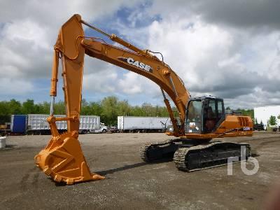 2009 CASE CX350B Hydraulic Excavator