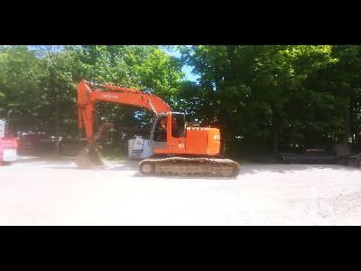 2007 HITACHI ZX225USLC Hydraulic Excavator