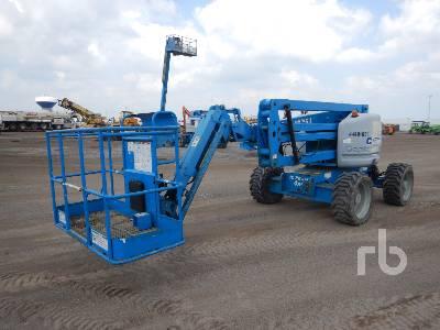 2009 GENIE Z45/25 4x4 Articulated Boom Lift