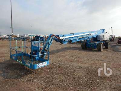 2012 GENIE S125 Boom Lift