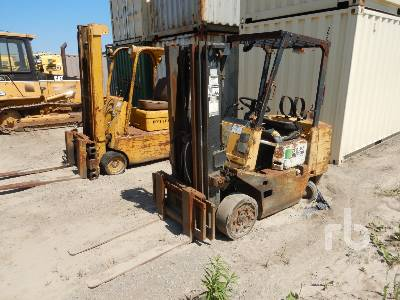 TCM FCG20N6T 4000 Lb Forklift