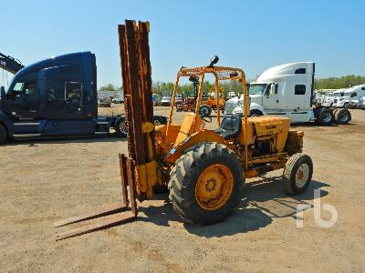 SELLICK SL5034 Rough Terrain Forklift