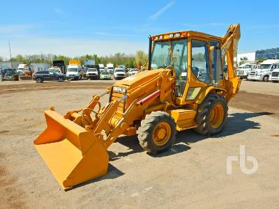 CATERPILLAR 416C 4x4 Loader Backhoe