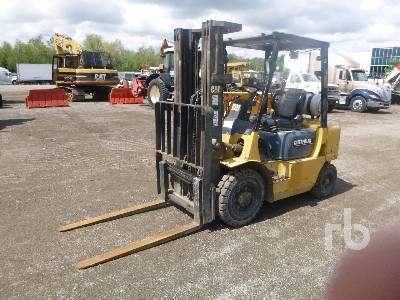 2000 CATERPILLAR GP25K Forklift