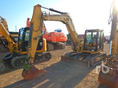 2012 CATERPILLAR 308E CR Midi Excavator (5 - 9.9 Tons)