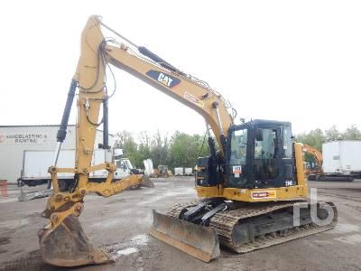 2014 CATERPILLAR 314E LCR Hydraulic Excavator