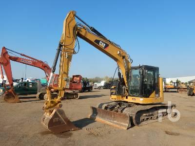 2015 CATERPILLAR 314E LCR Hydraulic Excavator