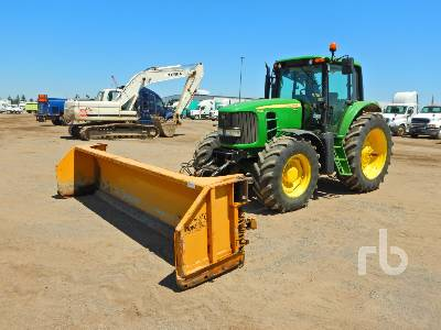 2011 JOHN DEERE 7330 MFWD Tractor