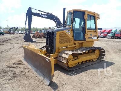 2001 JOHN DEERE 550H LGP Crawler Tractor