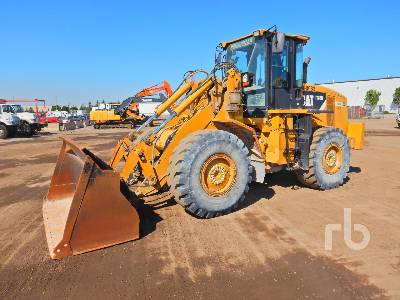 2008 CATERPILLAR IT38H Integrated Tool Carrier