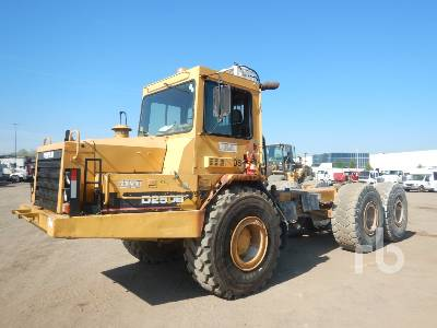 1982 CATERPILLAR 250D 6x6 Articulated Dump Truck