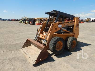 2001 CASE 1845C Skid Steer Loader