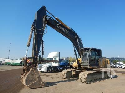 2011 JOHN DEERE 350D LC Hydraulic Excavator