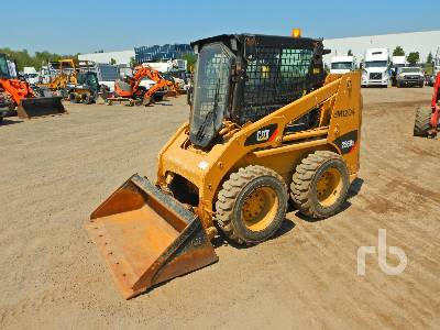 2011 CATERPILLAR 226B3 Skid Steer Loader