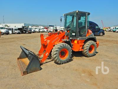 2017 HITACHI ZW80 Wheel Loader