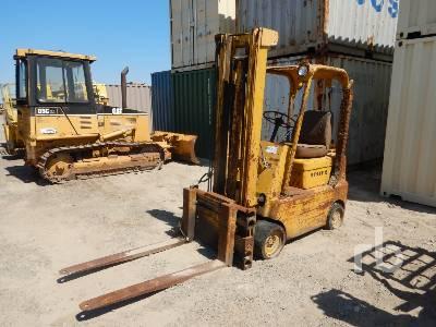 HYSTER S50C 4000 Lb Forklift