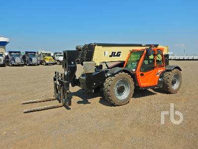 2019 JLG 1055 10000 Lb 4x4x4 Telescopic Forklift