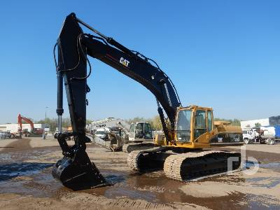 2003 CATERPILLAR 330CL Hydraulic Excavator