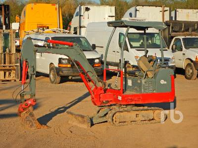 2001 TAKEUCHI TB014 Mini Excavator (1 - 4.9 Tons)