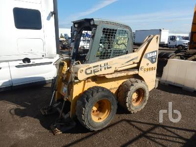 2012 GEHL 5640 E Series Skid Steer Loader