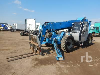 2006 GENIE GTH1056 10000 Lb 4x4x4 Telescopic Forklift