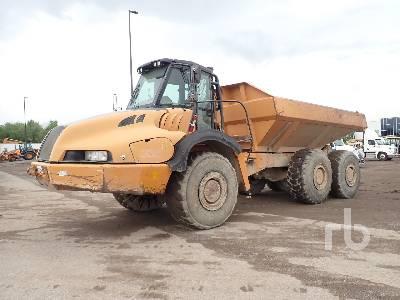 2006 CASE 335 6x6 Articulated Dump Truck