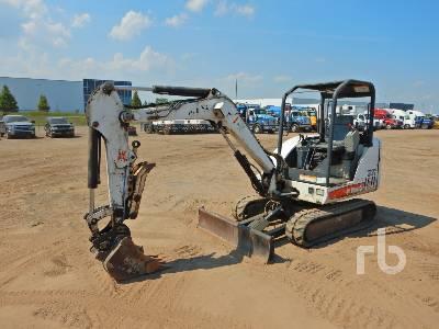 2004 BOBCAT 331G Mini Excavator (1 - 4.9 Tons)