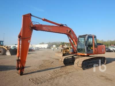2003 HITACHI ZX160LC Hydraulic Excavator