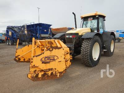 NEW HOLLAND TV6070 4x4 Bi-Directional Tractor