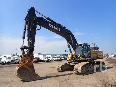 JOHN DEERE 470G Hydraulic Excavator
