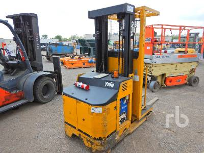2006 YALE ERC030 Electric Forklift