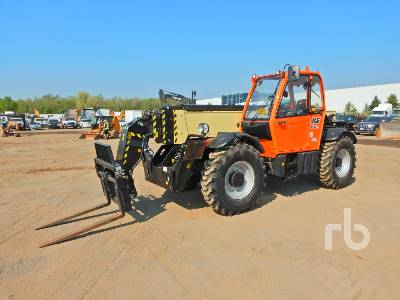 2019 JLG 4017RS 8800 Lb 4x4x4 Telescopic Forklift