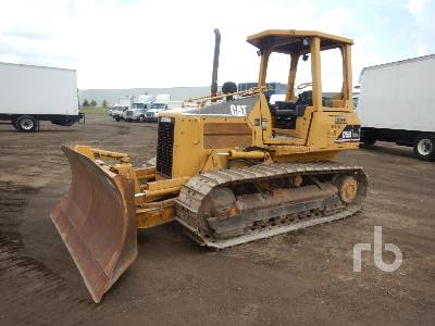 CATERPILLAR D5G XL Crawler Tractor
