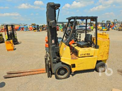 1999 HYSTER S100XL Forklift