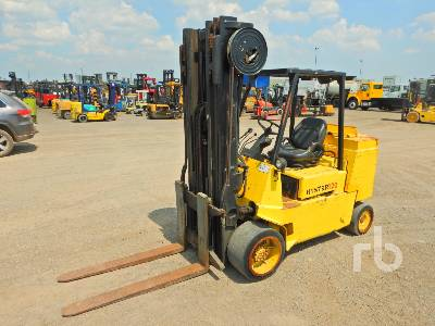 2000 HYSTER S120XLS Forklift