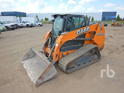 2014 CASE TR320 2 Spd Compact Track Loader