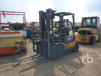 2009 SHANGLI CPQYD30 5400 Lb Forklift