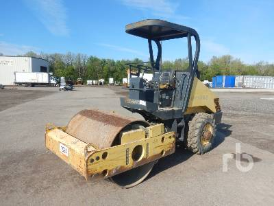2002 BOMAG BW145AD-3 Vibratory Roller