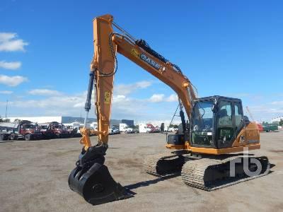 2013 CASE CX130C Hydraulic Excavator