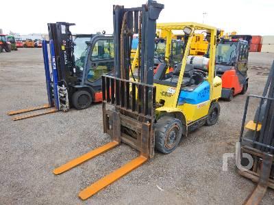 HYSTER H90XMS 8200 Lb Forklift