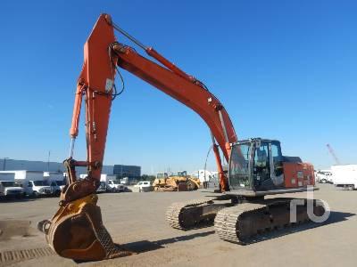 HITACHI 270LC Midi Excavator (5 - 9.9 Tons)
