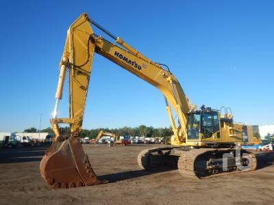 2014 KOMATSU PC650LC-8E0 Hydraulic Excavator
