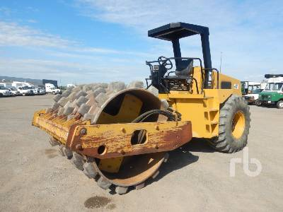 1998 INGERSOLL-RAND SD110F Propac Vibratory Padfoot Compactor